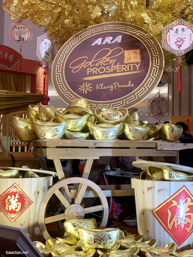 ARA's Golden Prosperity CNY Campaign