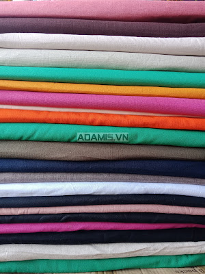 vải kiện linen Hàn Quốc xuất dư