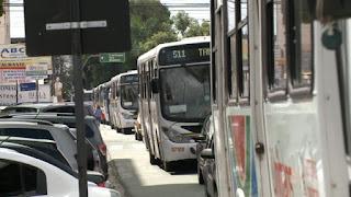 Ônibus de JP têm horários alterados por causa do coronavírus
