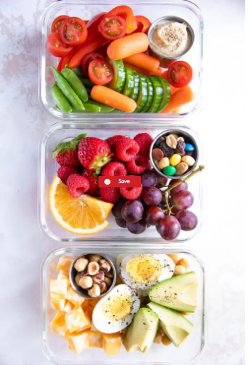 Healthy On-the-Go Meal Prep Snack Ideas - Eating healthy on-the-go has never been easier with these delicious, colorful, and nutritious Meal Prep Snack Ideas.