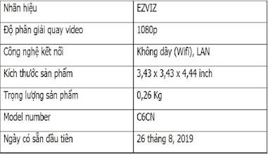 Camera IP EZVIZ C6CN 1080p - 2