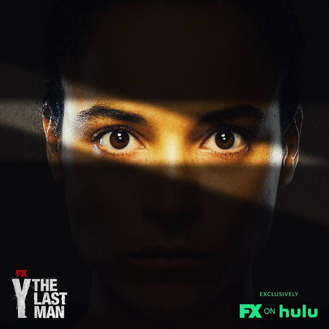 """""""Y: THE LAST MAN'"""