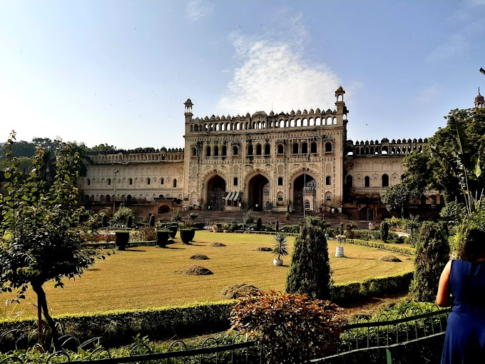Asfi Imambara, Lucknow City