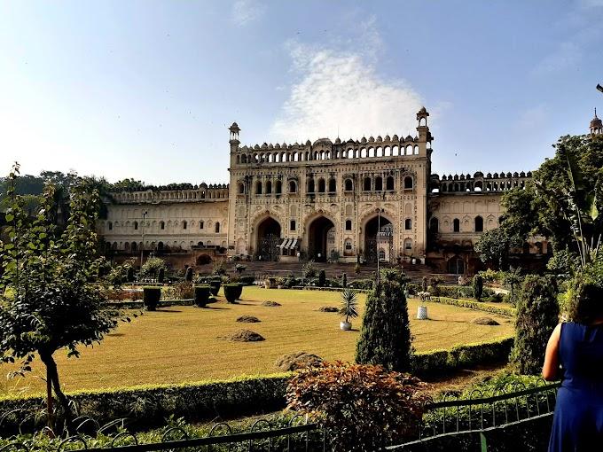 Asfi Imambara, Lucknow City