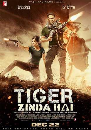 Tiger Zinda Hai 2017 Full Hindi Movie Download BRRip 720p