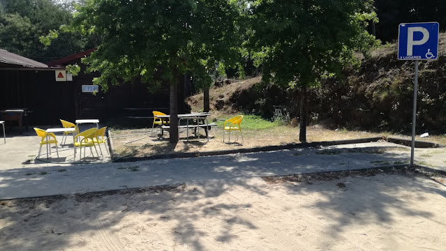 Parque de Merendas da Praia Fluvial de Verim