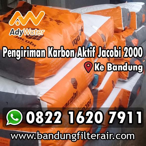 Karbon Aktif Bandung | Harga Karbon Aktif Per Karung | Jual Karbon Aktif Mesh 200 | untuk Filter Air | Ady Water | Cicaheum | Siap Kirim Ke Pungkur Kota Bandung