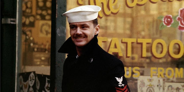 10 лучших фильмов с легендарным Джеком Николсоном. «Последний наряд», 1973.