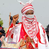 See the first thing Sanusi II made sure he took from Kano palace when he was removed as Emir