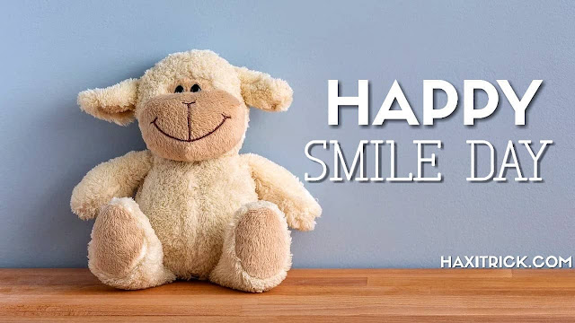 Happy Smile Day 2020 Wishes Images