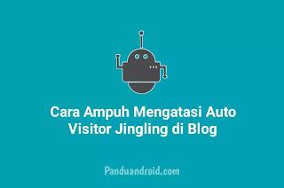 Cara Mengatasi Jingling di Blog