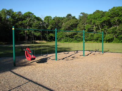 Centerville Elementary Swings