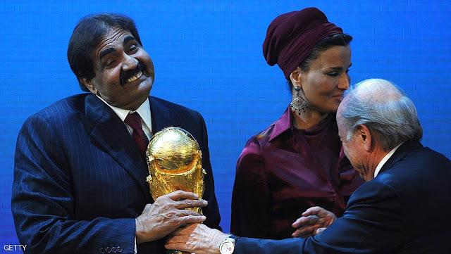 هل ستحتفظ قطر بحق التنظيم؟