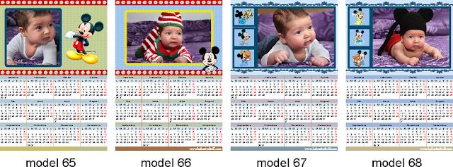 calendar magnetic PITIC