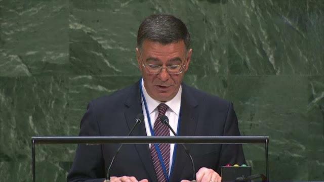 Rusia y China condenan recrudecimiento del bloqueo de EEUU a Cuba