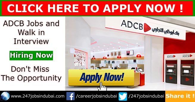 adcb walk in interview
