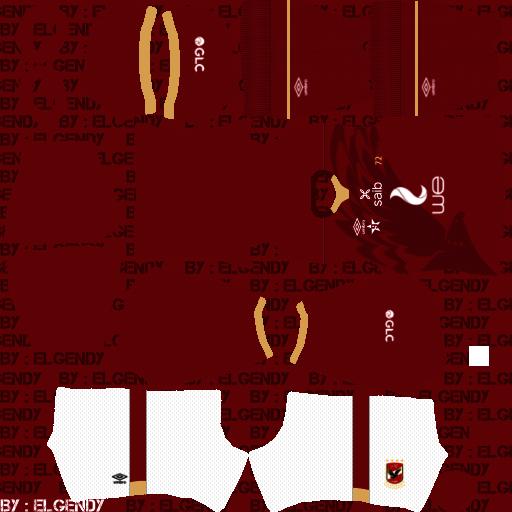 Al Ahly SC (Egypt) 2021/22 Kit - DLS2021 Kits