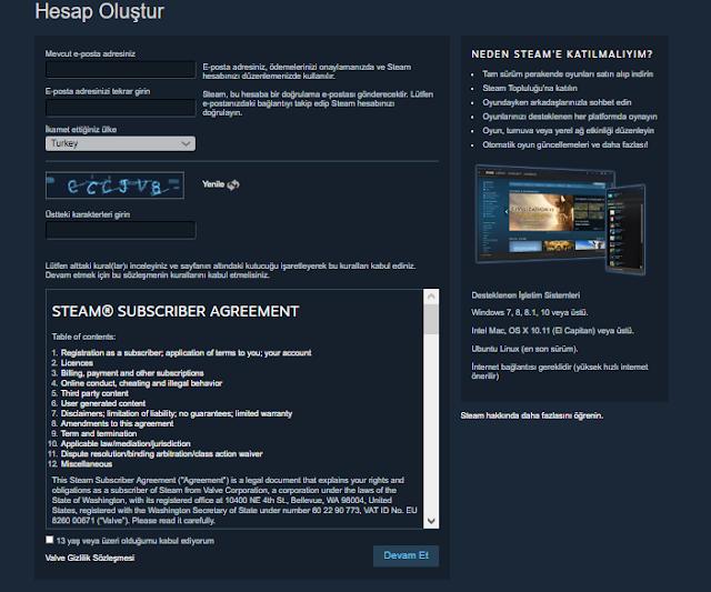 Steam'den CS:GO Ücretsiz Nasıl İndirilir ?