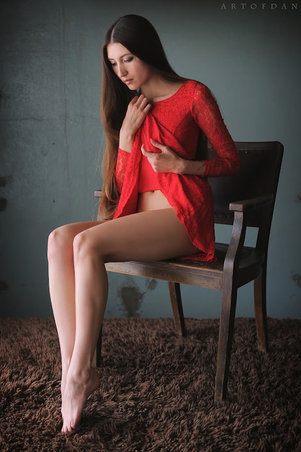 [ArtOfDan] Saju - Beauty In Red re