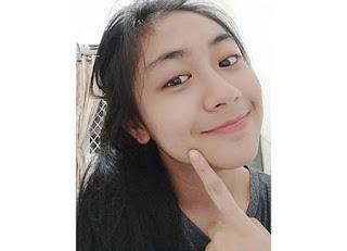 Fatimah Zahra Afif Senyum