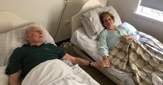 Δυο ζωές σε μια – Ήταν παντρεμένοι 70 χρόνια και πέθαναν χέρι χέρι σε διάστημα λίγων λεπτών