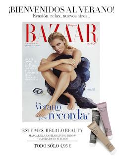 Regalo Revista Harper's Bazaar julio y agosto 2021