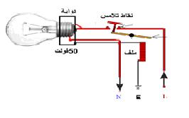 شرح قواطع التسريب الأرضي أو القواطع التفاضلية ( ELCB - RCCB)