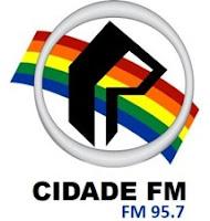 Rádio Cidade FM 95,7 de São Miguel do Oeste SC