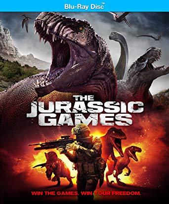 The Jurassic Games 2018 Hindi Dual Audio BluRay 850Mb 720p