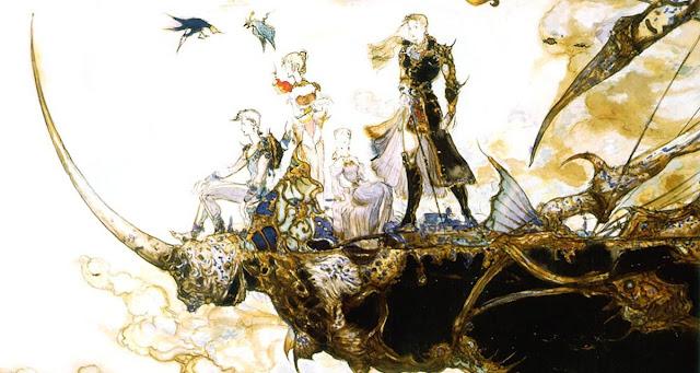Final Fantasy V Advance (GBA) continua sendo a melhor versão do clássico