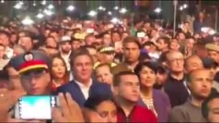"""رئيس الحكومة الجديدة """"عزيز أخنوش"""" على نغمات أودادن الأمازيغية السوسية"""