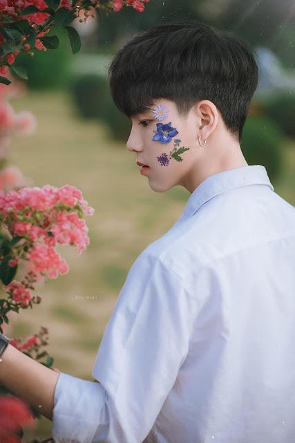 Điển trai như nam thần Hàn Quốc, bộ ảnh của nam sinh Hải Phòng bất ngờ gây sốt MXH - Ảnh 8