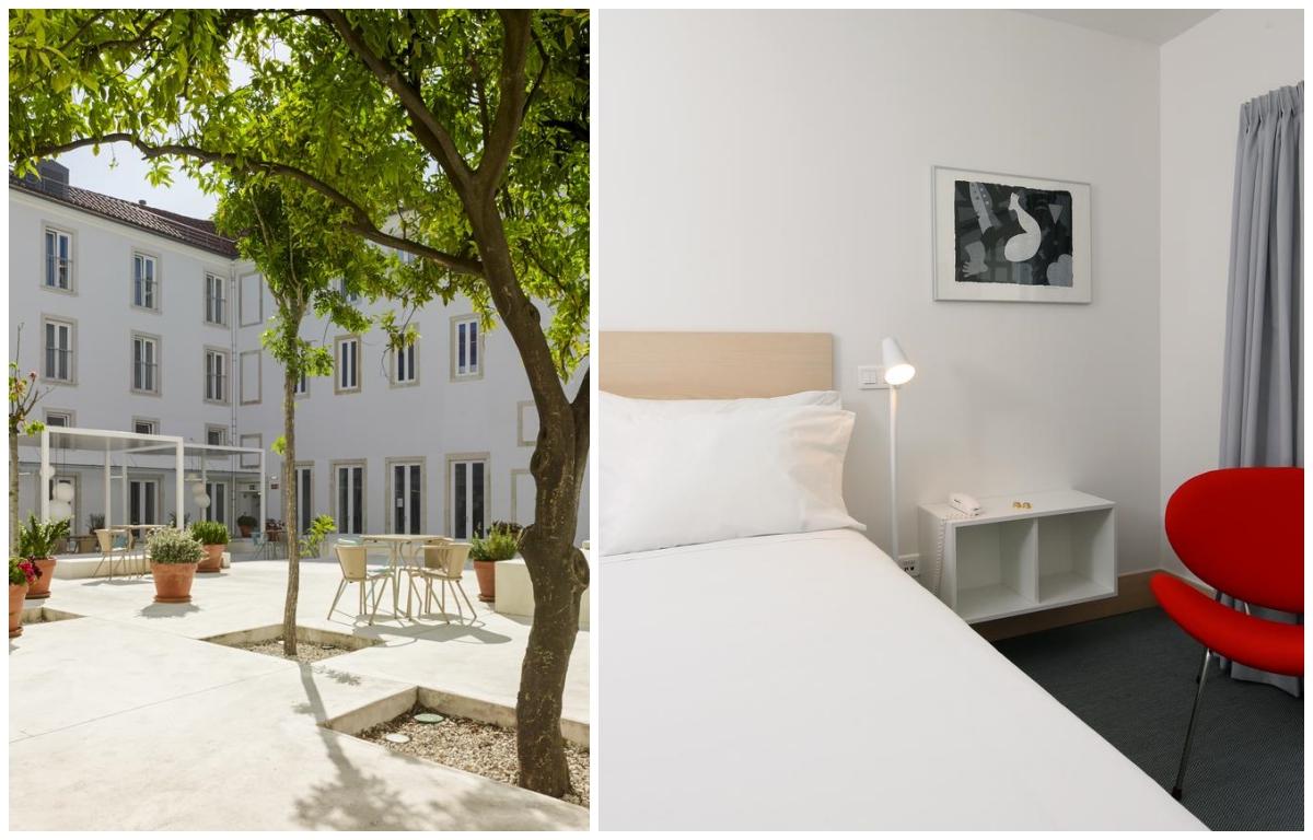 Hotel Convento do Salvador  Lisboa Dicas de hotéis: Onde se hospedar em Lisboa por bairros