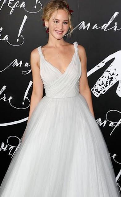 Hollywood Actress Jennifer Lawrence Photos