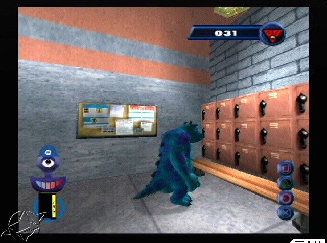 monsters inc ps2 iso