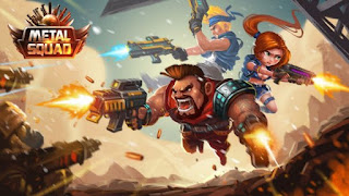 Metal Squad Apk v1.1.3 Mod (Infinite Coins/Bullets/Bombs/Hp)