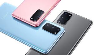 smartphone rilis 2020 samsung galaxy s20 series