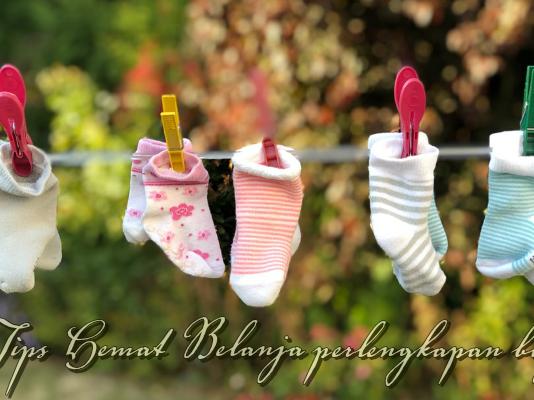 Inilah 6 Tips Hemat Belanja Perlengkapan Bayi