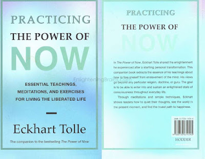 Practicing the Power of Now by Eckhart Tolle : Download Book in PDF