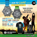 Run To Care – Virtual Edition • 2020