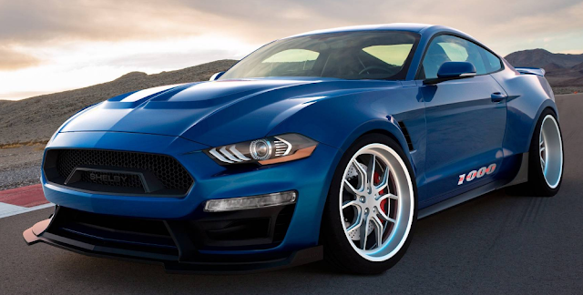 2018 Ford Shelby Mustang 1000 Review Design Release Date Price And Specs