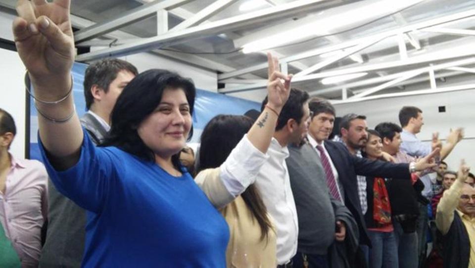 Concejal expulsada del FPV se va con Melella