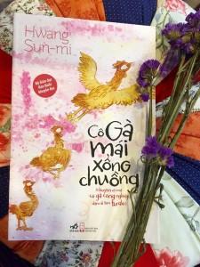 Hwang Sun-mi, Cô gà mái xổng chuồng, cảm nhận văn học Hàn Quốc.