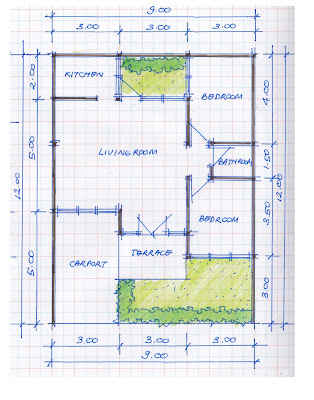 layout of home design 02b