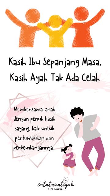 Manfaat Kasih Sayang Orang Tua