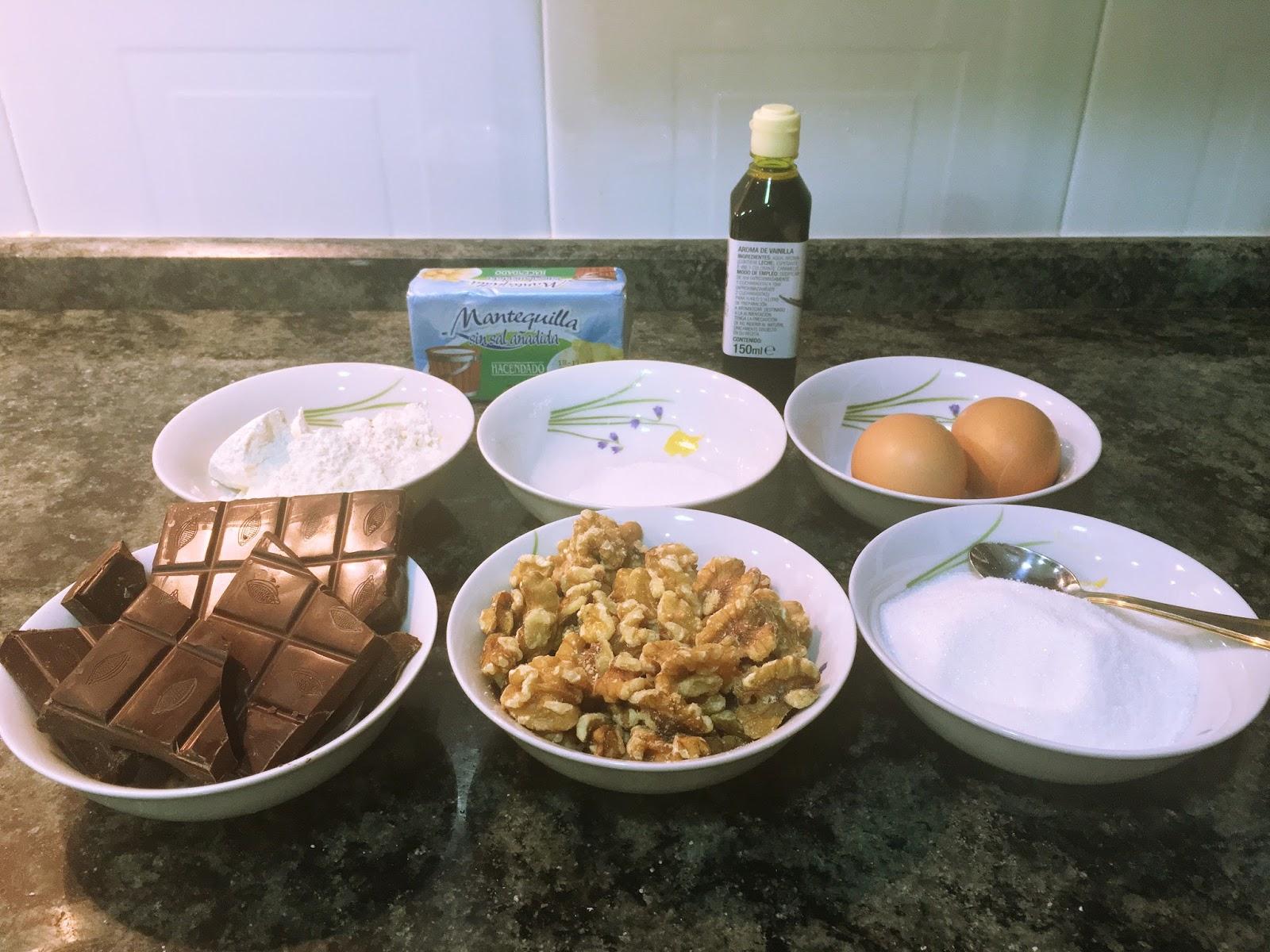 Cocina tu alegr a brownie cl sico con thermomix for Cocina con alegria