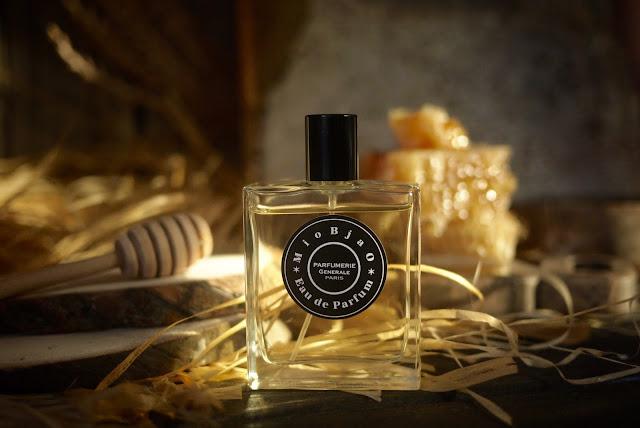 мед духи с ароматом меда