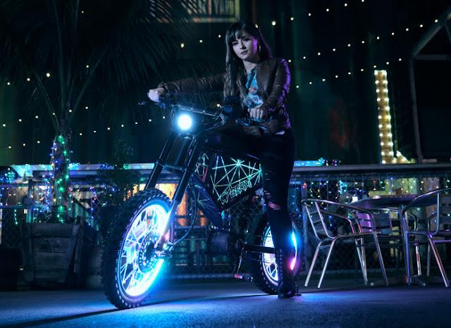 customizable e-bike