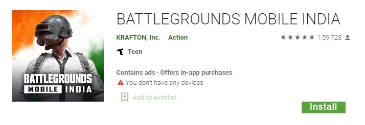 Battlegrounds Mobile India - Ready to Install