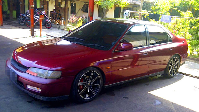 Honda Accord Cielo CD5 Indonesia